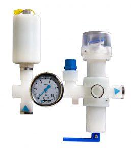 Edosy SDM sistemas de dosificación y mezcla de fluidos
