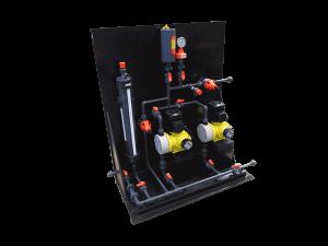 Dosapack PD dosificación y mezcla de fluidos