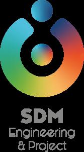 Logo SDM Engineering & Project