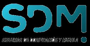 Logo SDM Sistemas de dosificación y mezcla de fluidos